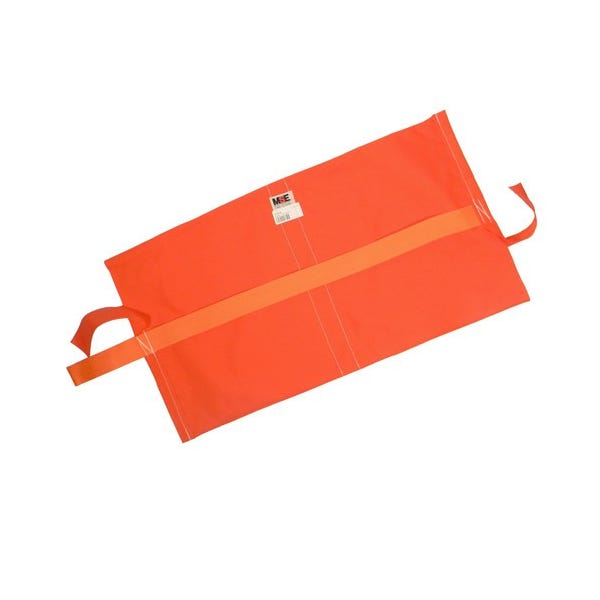 Matthews Studio Equipment 35 lbs Empty Cordura Sandbag - Orange