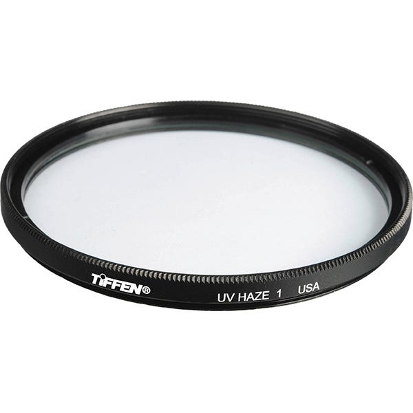 Tiffen 52mm UV (Ultraviolet) Haze 1 Filter