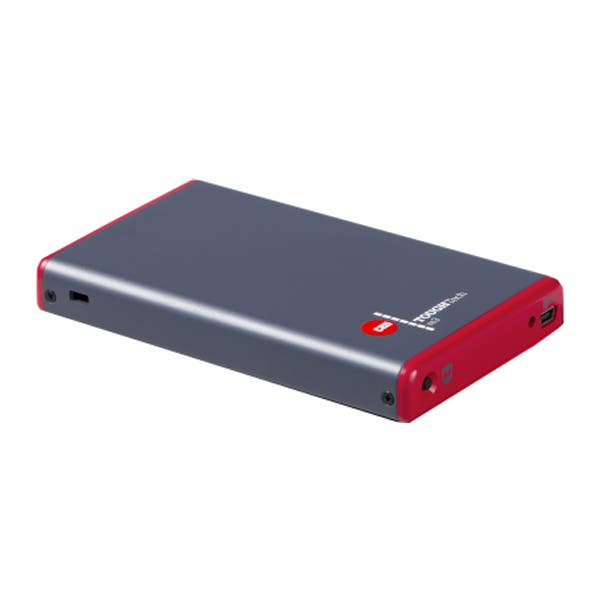 """CRU ToughTech Secure m3 2.5"""" USB 3.0 External Drive Enclosure"""