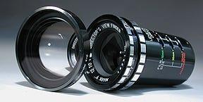 Mark V & Mark Vb Finder Wide Angle Lens.