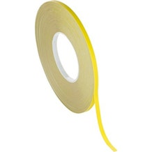 "ChartPak 3/32"" Chart Tape - Matte Yellow"
