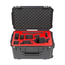 SKB iSeries Waterproof Case with Wheels for Canon C300 Mark II