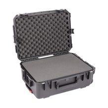SKB iSeries 2215-8 Waterproof Utility Case with Wheels and Cubed Foam