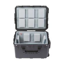 SKB iSeries 2317-14 Waterproof Case with Think Tank Designed Liner (Black)