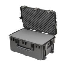 SKB iSeries 2918-14B-C Wheeled Waterproof Case (Black, Cubed Foam)
