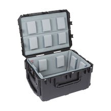 SKB iSeries 2922-16 Case with Think Tank Padded Liner (Black)