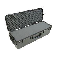 SKB iSeries 4213-12 Waterproof Case with Wheels and Layered Foam (Black)