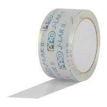 """Pro JLAR II Gel Repair 3x36yds Clear Polypro Heavy Gauge Tape on 3"""" ID Pro JLar II Core"""