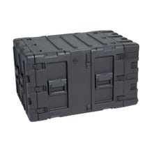 """SKB 9U Removable Shock Rack and Transport Case - 24"""""""