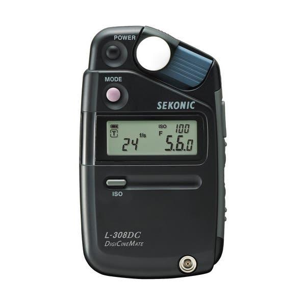 Sekonic L-308DC DigiCineMate Light Meter
