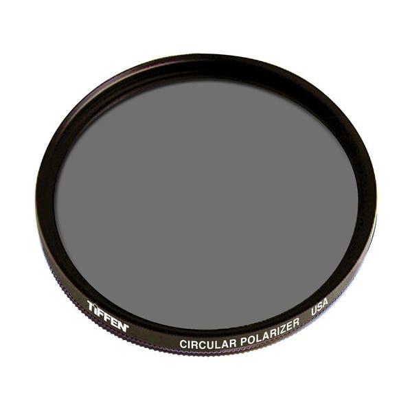 Tiffen 40.5mm Circular Polarizer Glass Filter