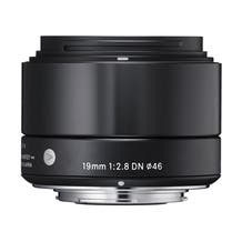 Sigma 19mm f/2.8 DN Lens - E-Mount (Black)
