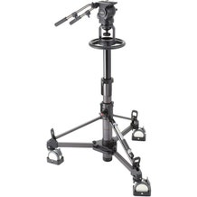 Libec Pedestal System w/ RHP85 for Studio Broadcasting