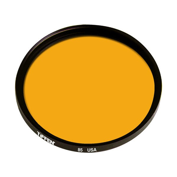 "Tiffen 4.5"" Round 85 Color Conversion Filter"