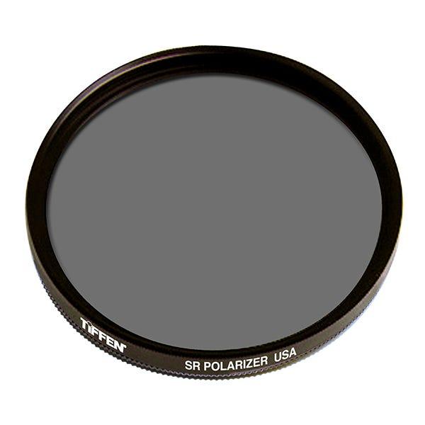 Tiffen 37mm Linear Polarizer Glass Filter