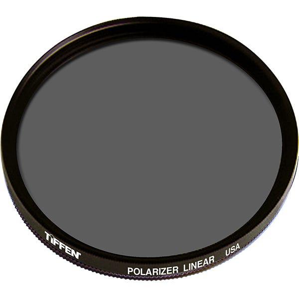 Tiffen 55mm Linear Polarizer Glass Filter