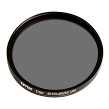 Tiffen 67mm Linear Polarizer Glass Filter