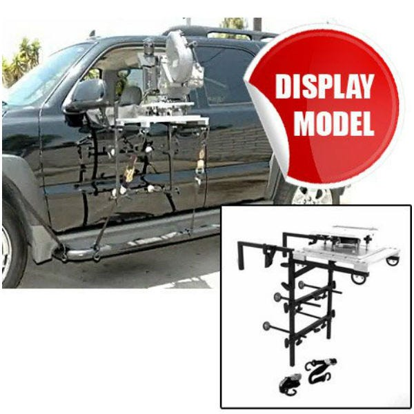 Matthews Studio Equipment Hostess Tray Side-Door Camera Car Mount 415167