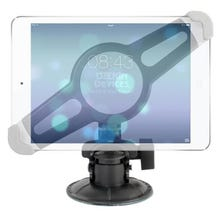 Delkin Fat Gecko Tablet and iPad Mini Mount (Soft Bundle)