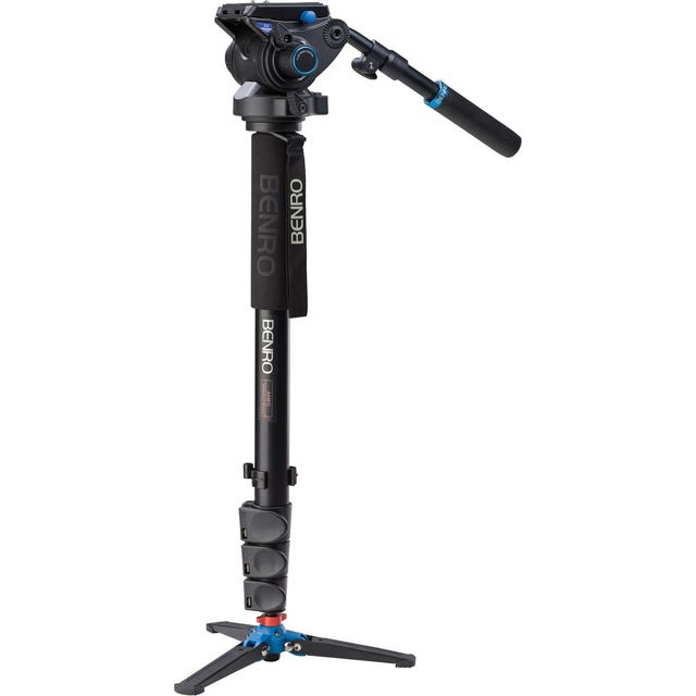 Benro A48FDS6 Video Monopod Kit