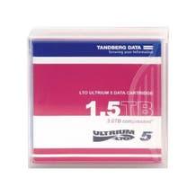 Tandberg LTO 5 Ultrium Barium Ferrite Data Cartridge