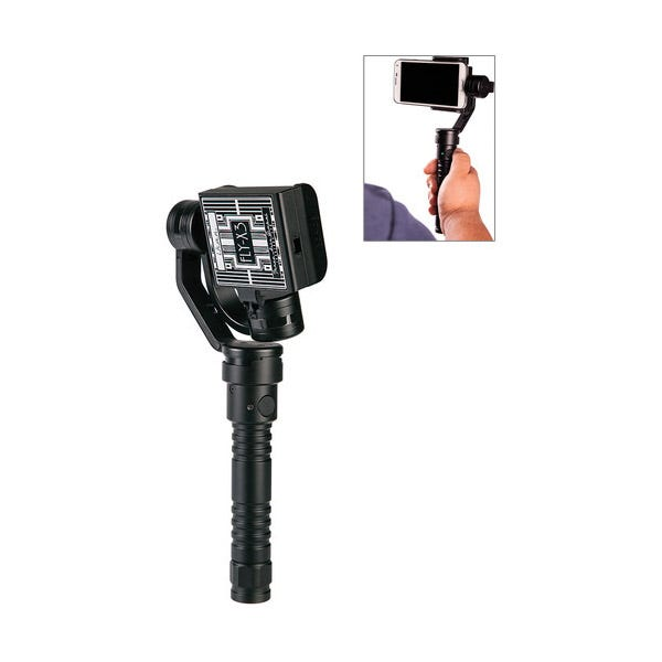 Ikan Fly-X3 Gimbal for Phones and GoPro