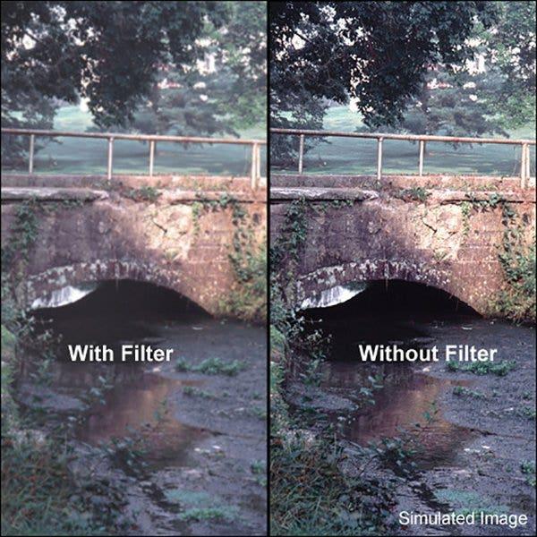 "Tiffen 4 x 4"" Pro-Mist Filter (Various Strengths)"