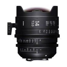 Sigma 14mm T2 FF High-Speed Prime - PL Mount