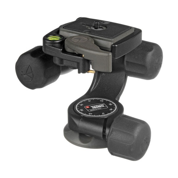 Manfrotto 3D Magnesium Head with RC2 Quick Release