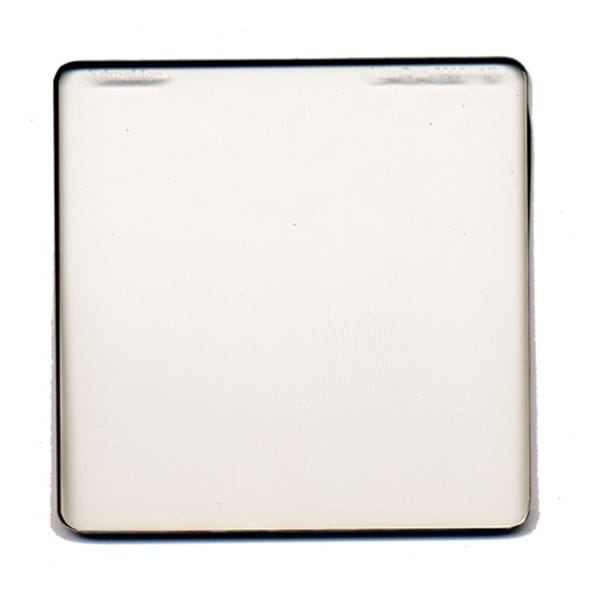 "Schneider Optics 4 x 4"" Low Contrast 2000 1/4 Water White Glass Filter"
