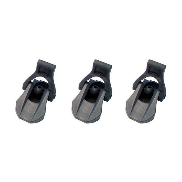 Miller 475 Rubber Feet Pads for Select Tripods - Set of 3