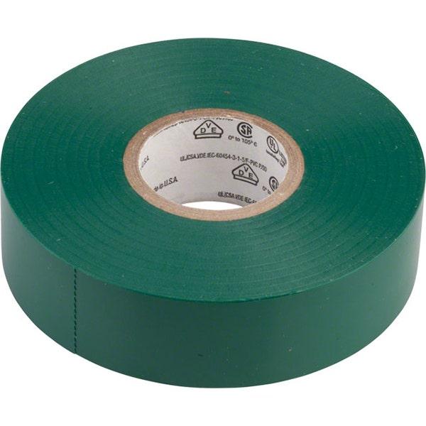 "3M 3/4"" Scotch Vinyl Electrical Tape - Green"