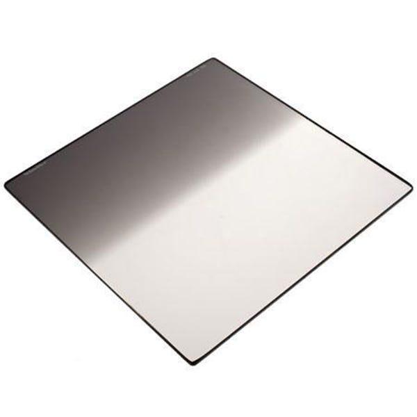 "Schneider Optics 6.6 x 6.6"" Graduated Neutral Density (ND) 0.9 Water-White Glass Filter - Soft Edge"
