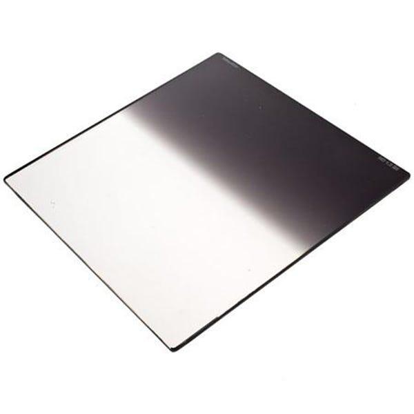 "Schneider Optics 6.6 x 6.6"" Graduated Neutral Density (ND) 1.2 Water-White Glass Filter - Soft Edge"