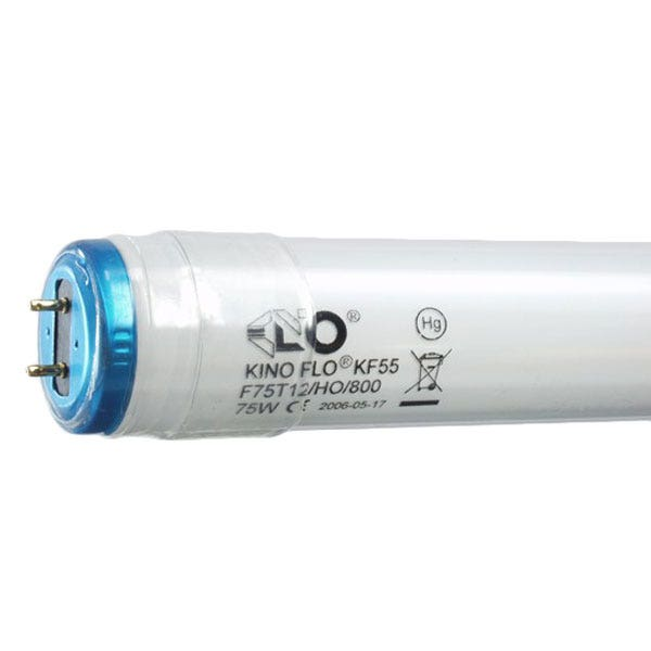 Kino Flo 4' Kino 800ma KF55 SFC True Match Fluorescent Lamp
