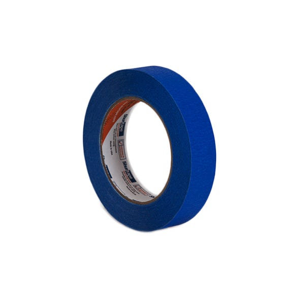"Shurtape 1"" Masking Tape - Dark Blue"