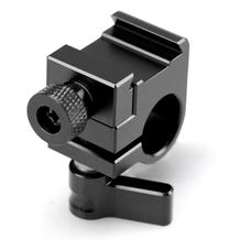SmallRig Cold Shoe Rail Clamp For 15mm Rod Rail Support System 951