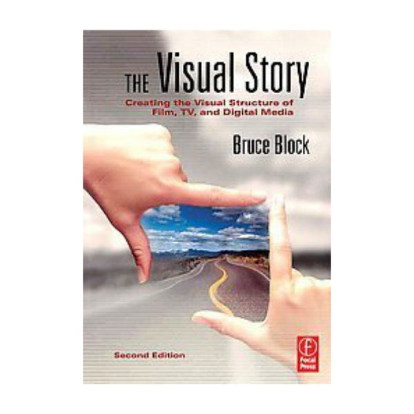 Visual Story (The). Bruce Block.  2nd Edition