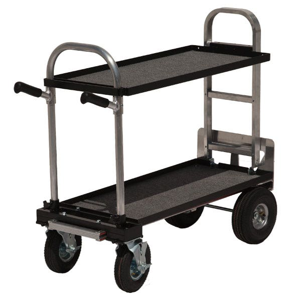 Filmtools Thin Profile Junior Sound Mixing Cart