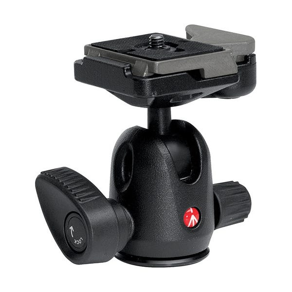 Manfrotto Mini Ball Head with RC2 Quick Release