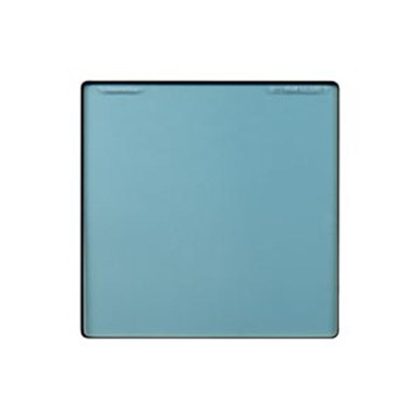 """Schneider Optics 4 x 4"""" Solid Color Storm Blue 1 Water White Glass Filter"""