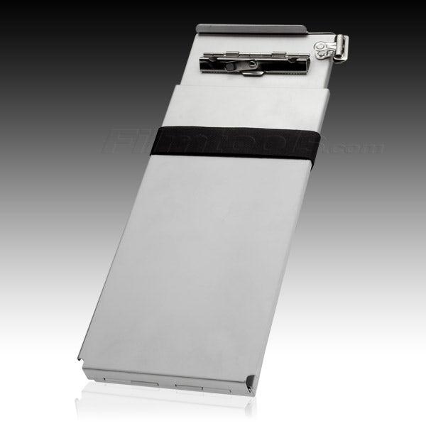 "Posse Camera Report Binder (5"" x 12.25"") - Aluminum CHP-50"