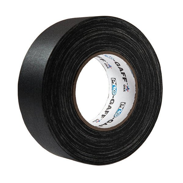 "Pro-Gaff 2"" Gaffer Tape - 9 Colors - 2"" x 165 Feet"