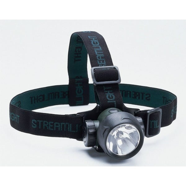 Streamlight 61051 Trident Super-Bright LED Multi-Purpose Headlamp - Green