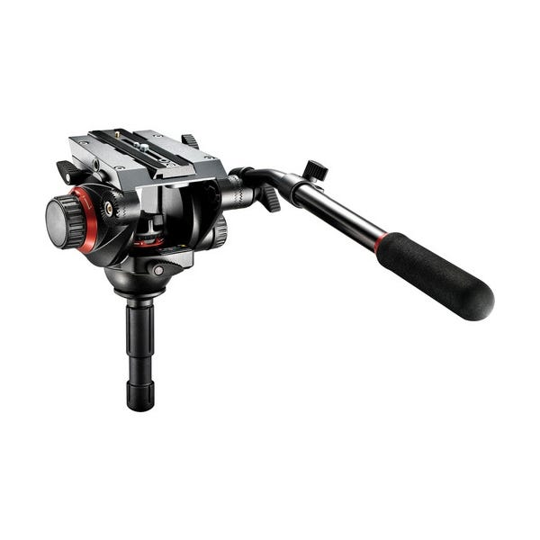 Manfrotto 504HD Pro Video Fluid Head with 75mm Ball