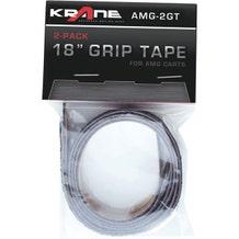 """Krane 2-pack of 18"""" AMG-2GT Grip Tape"""