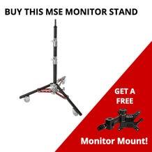 Matthews Studio Equipment Monitor Stand II 249562