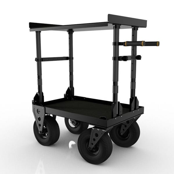 Inovativ Ranger 30 with Echo Top Shelf Cart
