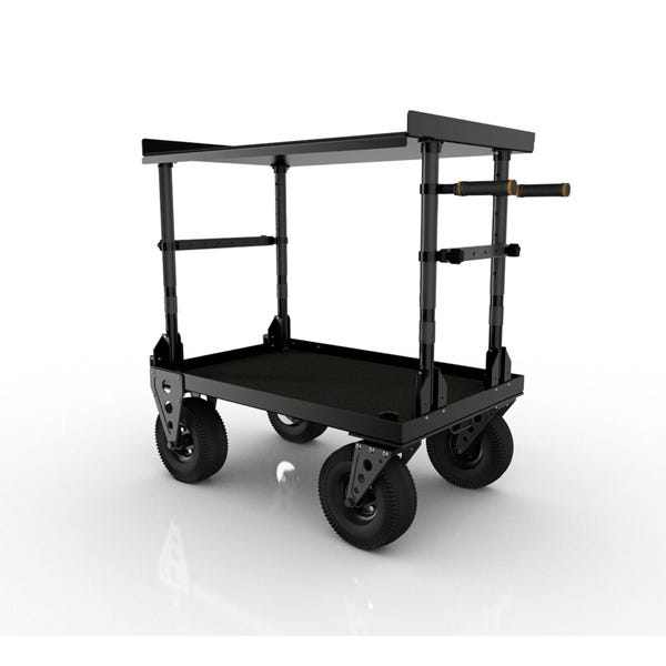 Inovativ Ranger 36 with Echo Top Shelf Cart