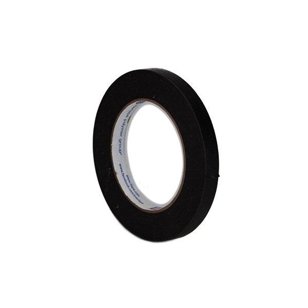 """Pro Console 1/2"""" Paper Tape - Black"""